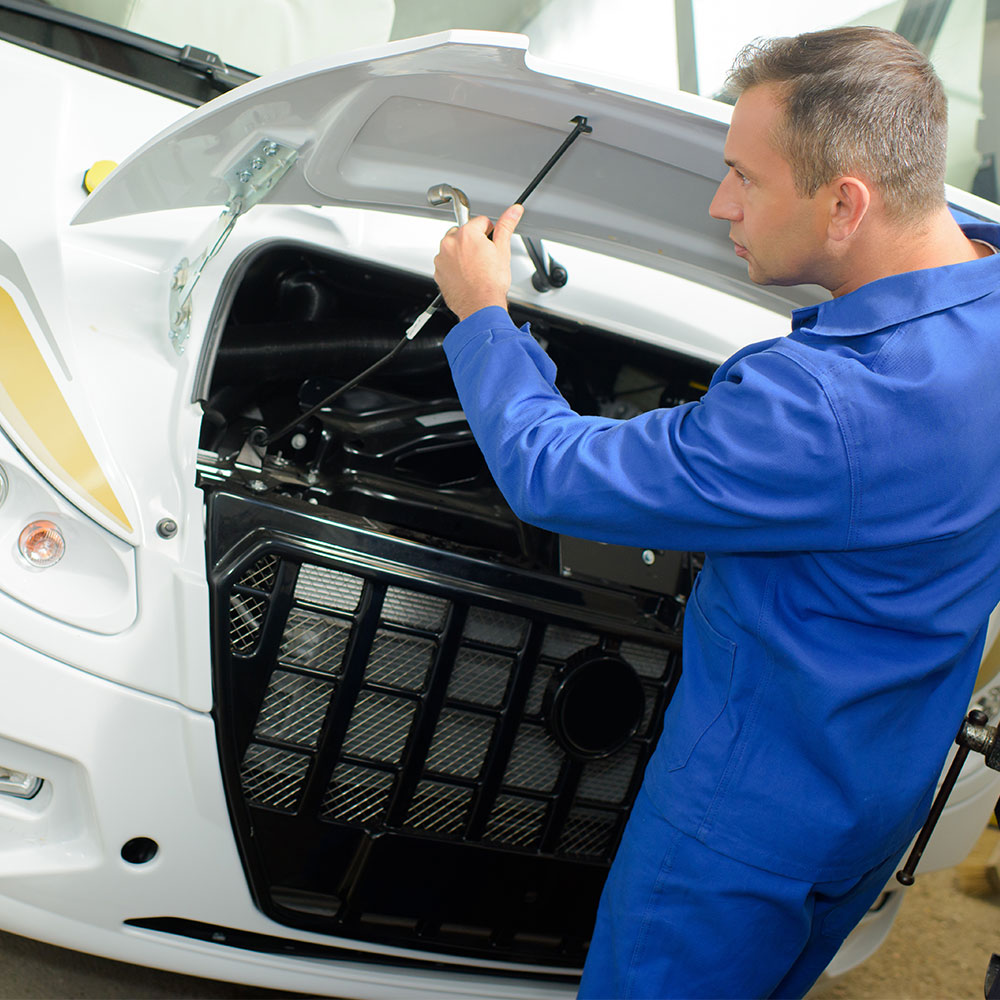 Réparation mécanique et carrosserie