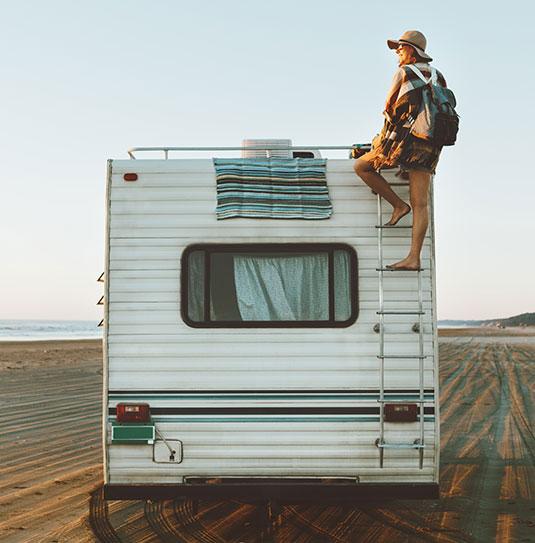 Vente de camping-cars, fourgons neufs & d'occasion à Biscarrosse