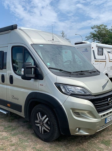 Camping-cars et fourgons neufs